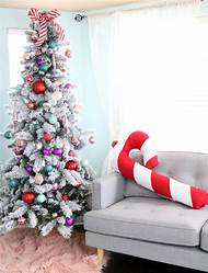 giant christmas candy cane - Giant Candy Decorations Christmas