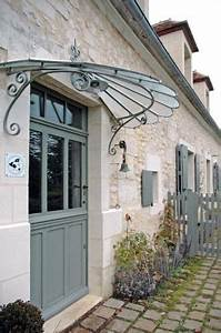 les 25 meilleures idees concernant relooking de porte sur With maison peinte en gris