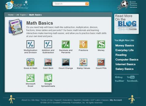 learning never stops 29 great math websites for students
