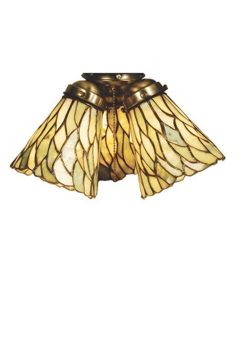 meyda tiffany ceiling fan light kit meyda tiffany 65623 jadestone willow ceiling fan light kit