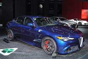 Alfa Romeo Giulia 2016 : detroit 2016 alfa romeo giulia qv gtspirit ~ Gottalentnigeria.com Avis de Voitures