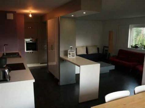 cuisine ouvert sur salon rénovation cuisine ouverte sur salon 85 m grenoble