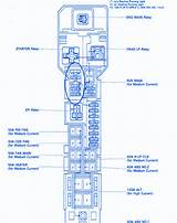 Lexus Is 350 Fuse Box Diagram