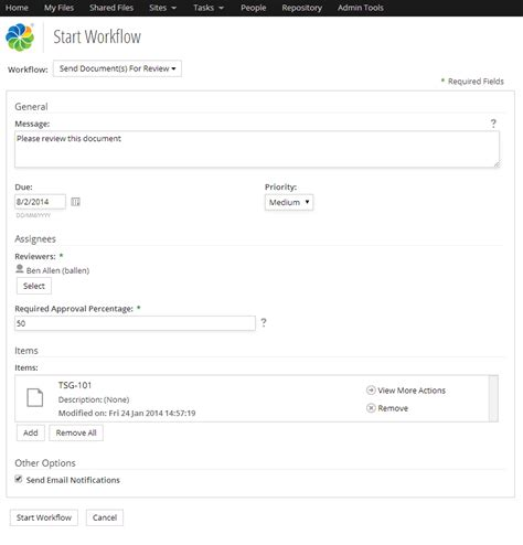 hpi template enhancing alfresco with hpi 2 1 document workflow