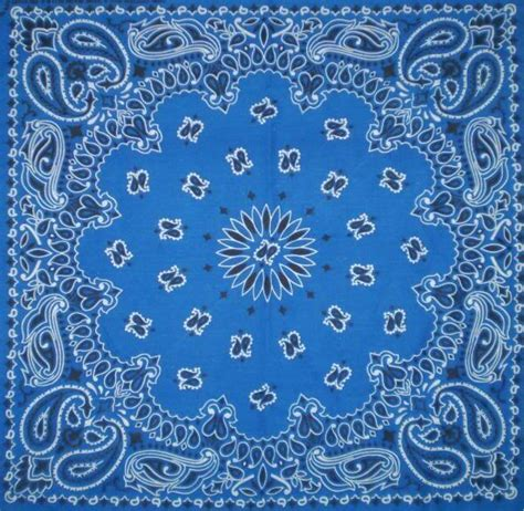 Bandana Background Blue Bandana Wallpaper Wallpapersafari