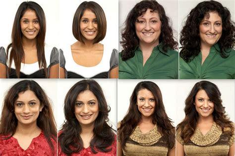Coiffure visage rectangulaire femme symcalica. determiner la forme de votre visge