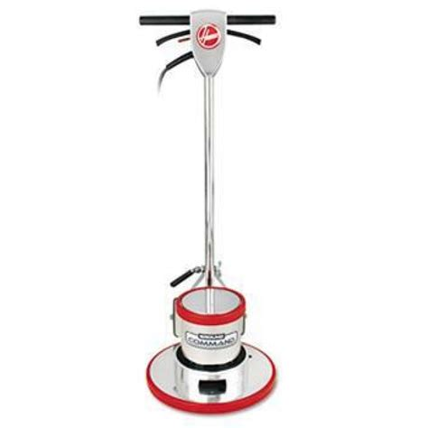 hoover 174 17 quot side to side floor scrubber buffer