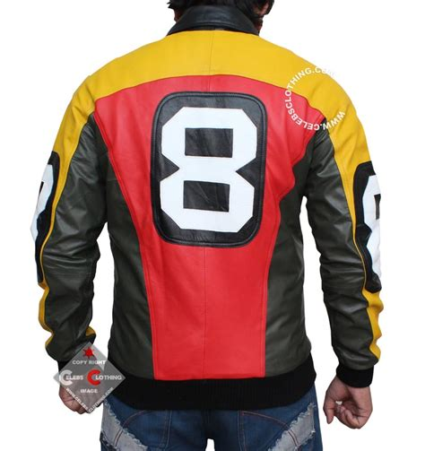 8 Ball Jacket by Michael Hoban