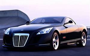 Rare and Expensive Cars - Maybach Exelero Rare Cars Wallpaper