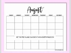 Free Beautiful Editable 2018 Calendar Template! Home