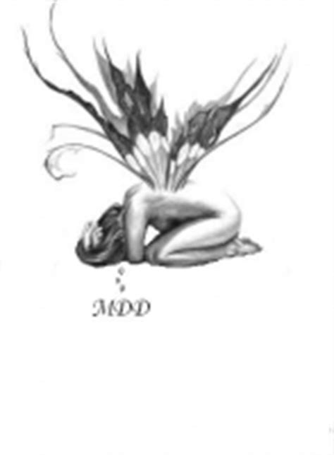 Crying Fairy Tattoo Picture