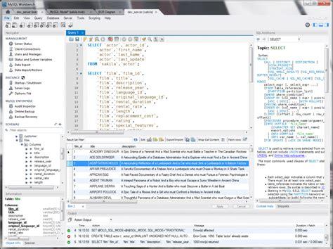 Top 5 Mysql Gui Tools For Windows
