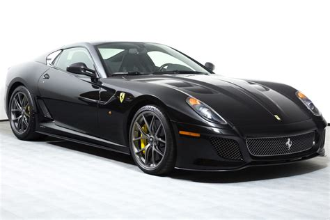 The 599 model is a coupé car manufactured by ferrari, sold new from year 2010 until. Nero 2011 Ferrari 599 GTO for Sale