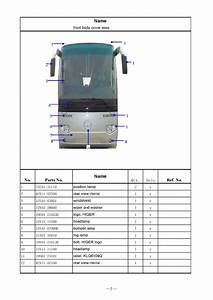 Higer Buses Spare Parts Catalogue Pdf