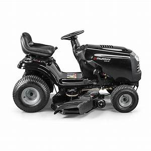 Troy Bilt Bronco Riding Lawn Mower Manual
