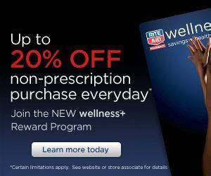 rite aid new winter rewards 162 ent ible mommy savings alert wellness rewards program at rite aid pharmacy