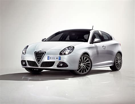 Nouvelle Alfa Giulietta