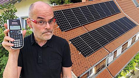 lohnt sich solaranlage lohnt sich unsere solaranlage 2 jahres bilanz dieserdad