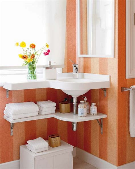 creative bathroom storage ideas ama tower residences