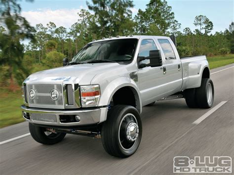 luxury ford trucks lifted to luxury 2008 ford f 450 lariat super duty wtr