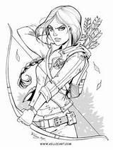 Drawings Coloring Kelleeart Deviantart Rings Katniss Ink Lord Malvorlage Line Kellee Riley Drawing Dessin Books Cool Games Coloriage sketch template