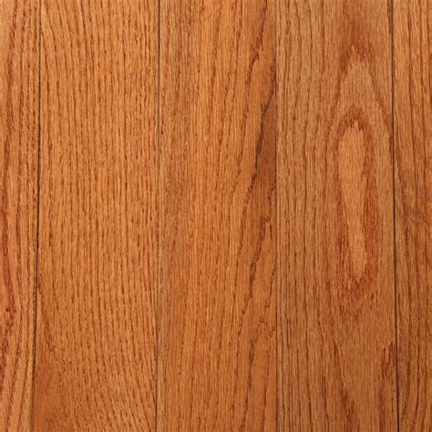 bruce hardwood floor gunstock oak bruce 3 4 in thick x 3 1 4 in wide x random length solid oak gunstock hardwood flooring 22 sq