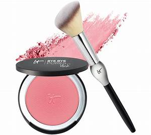 IT Cosmetics Bye Bye Pores Anti-Aging Silk Pressed Blush w