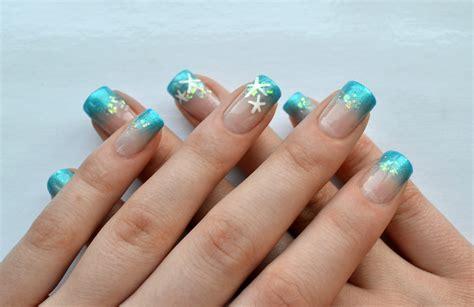 Blue Ocean Nail Art Ideas