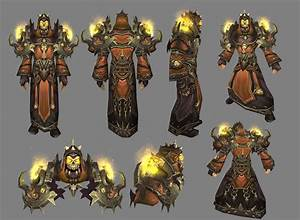 World Of Warcraft: Season 8 Armor Sets Revealed
