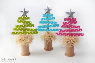 christmas tree craft made with wood craft sticks