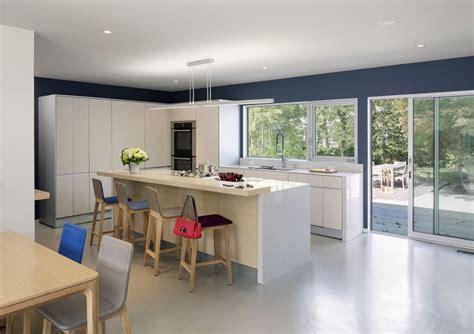chaise de cuisine moderne quels genres de chaises choisir pour un îlot de cuisine