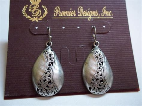 Hidden Treasures Premier Designs Earrings