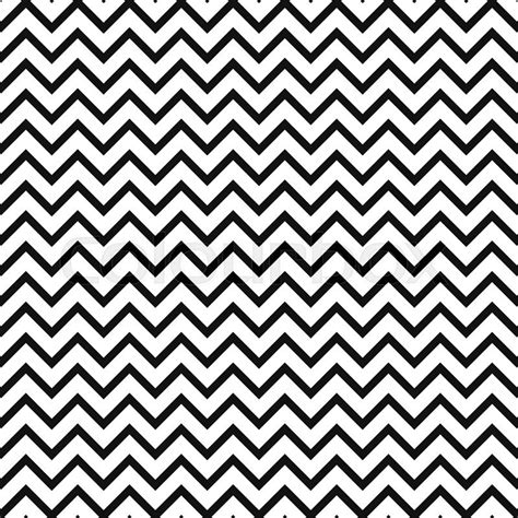 chevron zigzag black  white stock vector colourbox