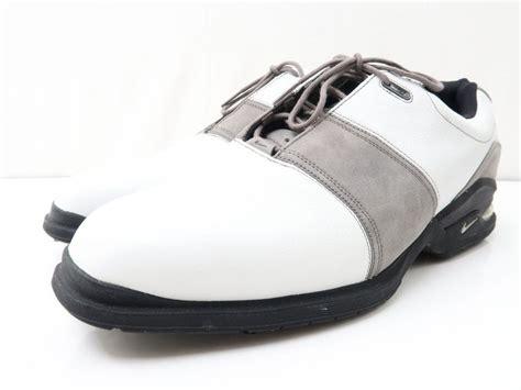 New Nike Tiger Woods Sport Performance Golf Saddle Shoes ...