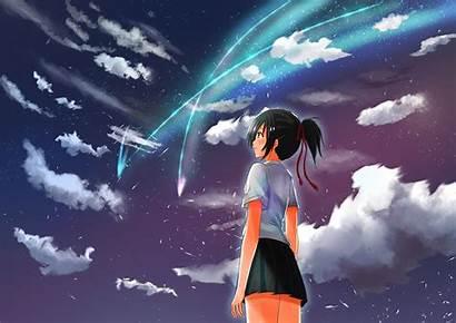 Mitsuha Miyamizu Wallpapers Kimi Wa Na Anime