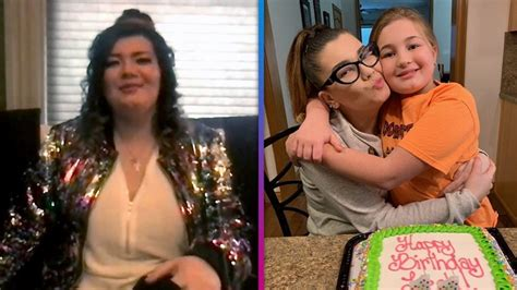 Teen Mom OG Star Amber Portwood On Having Tough Conversations About Her Past With Daughter