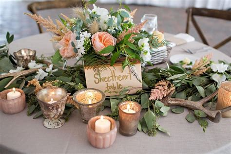 60 romantic vintage sweetheart table ideas 15 in 2020