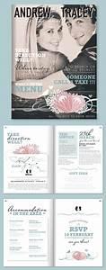 a magazine style e invite makes for a fun original With wedding invitations magazines free
