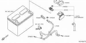 Nissan Maxima Controller Unit Ipdm Engine Room  Harness