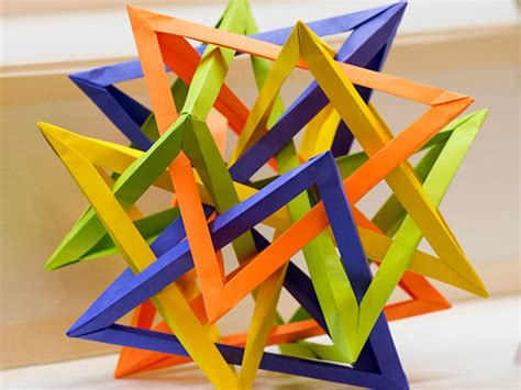 The Power of Origami Stuff to Blow Your Mind