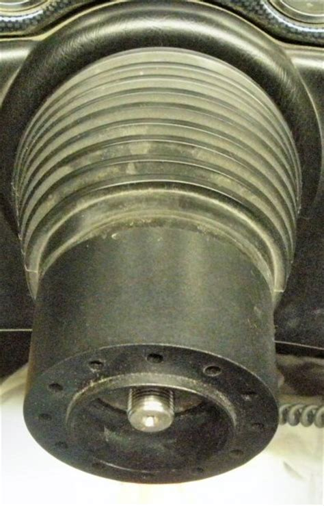 Boat Steering Wheel Leak by Leaking Hydraulic Steering The Hull Boating And