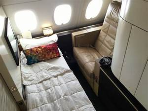 Preview & Photos: Etihad First Class A380 Apartment ...