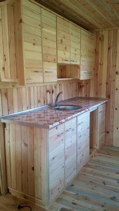 cocina integral hecha  tarima muebles de cocina en