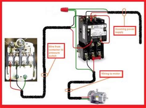 Need Some Help Wireing Motor Starter