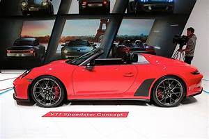 Mafia Porsche Gemballa Paris : porsche 911 speedster concept shines in paris 1 948 units coming in 2019 autoevolution ~ Medecine-chirurgie-esthetiques.com Avis de Voitures