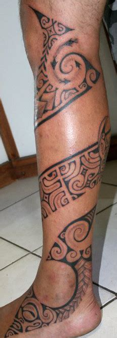 Tatouage Tahitien Mollet Tattoo Art