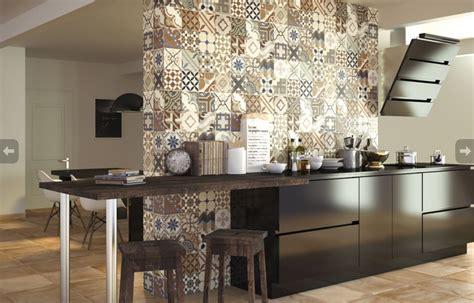carrelage cuisine ancien carrelage mural ou sol style anciens carreaux de ciment à