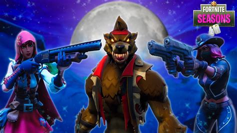 dire  werewolf  hunted  fable calamity fortnite