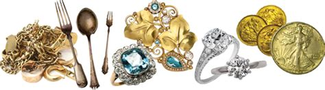 Used Jewelry Buyer  T Brian Hill  Mail In Service