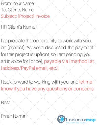 upfront payment  clients